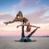 Brian Cruikshank and Micki Mooney at Burning Man 2015